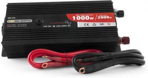 Convertisseur PUR SINUS 12V 220V 1000 watts de dernière génération US-TRONIC