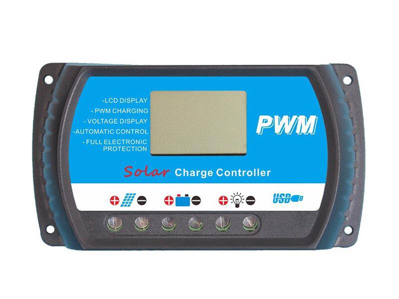 Contrôleur de charge solaire PWM chinois