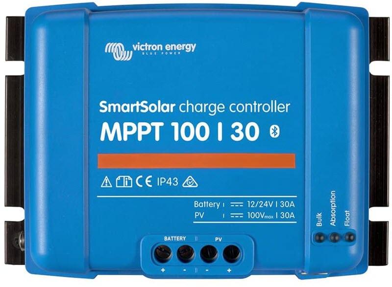 Contrôleur de charge solaire MMPT de marque Victron