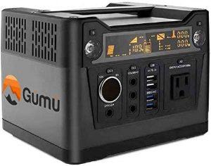 Gumu 300w portable station