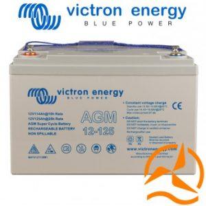 Batterie AGM étanche super cycle 12V 125Ah C20
