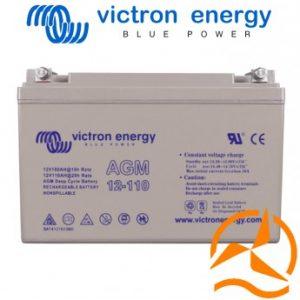 Batterie AGM 12V 110Ah Victron Energy