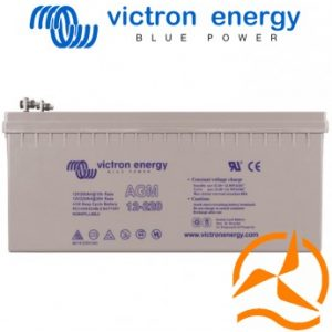Batterie AGM 12V 220Ah Victron Energy