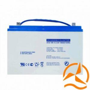 Batterie Gel 12 Volts 100 Ah cyclage profond