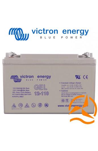 Batterie au Gel à décharge profonde 12 Volts 110 Ah Victron Energy