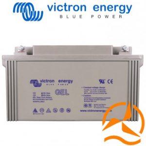 Batterie au Gel à décharge profonde 12 Volts 165 Ah Victron Energy