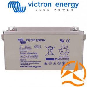 Batterie au Gel à décharge profonde 12 Volts 60 Ah Victron Energy