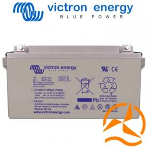 Batterie au Gel à décharge profonde 12 Volts 66 Ah Victron Energy