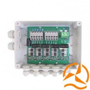 Boîte de jonction panneaux photovoltaïques