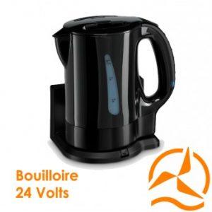 Bouilloire électrique 24 Volts mobile