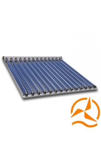 Capteur solaire à tubes sous vide de 2