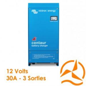 Chargeur de batterie Centaur 12V 30A (3) - Victron Energy