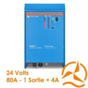 Chargeur de batterie Skylla-i 24V 80A (1+1) - Victron Energy