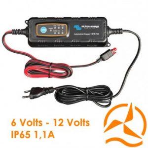Chargeur de batterie automobile IP65 6V/12V - 1