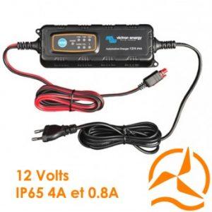 Chargeur de batterie automobile IP65 de 12V/4A - 12V/0