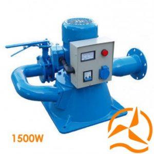 Hydro-turbine électrique Turgo 220 Volts 1500 Watts