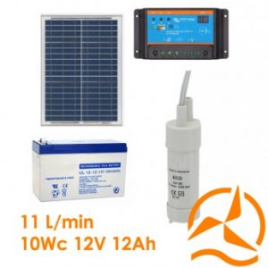 Kits Solaires Pompage