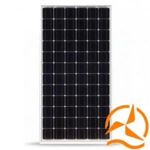 Panneaux solaires monocristallins