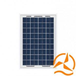 Panneau solaire polycristallin 10Wc 12V