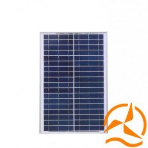 Panneaux solaires polycristallins
