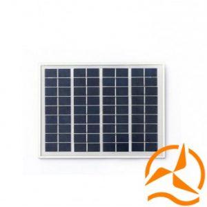 Panneau solaire polycristallin 5Wc 12V