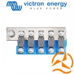 Peigne de connexion modulaire pour 5 Portes-fusible adaptés à la gamme MEGA Victron Energy