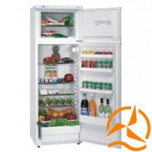 Réfrigérateur conservateur solaire vertical 200 litres mixte 2 portes