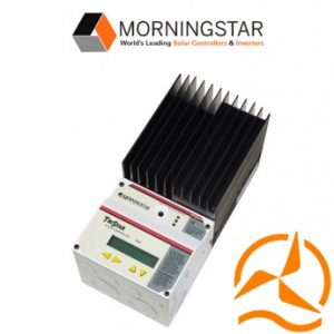 Régulateur de charge solaire MPPT TRISTAR 45 Ampères 12-48 Volts